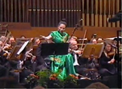 Im Konzert mit den Duisburger Philhamoniker
